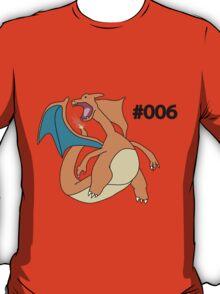 Charizard No006 T-Shirt