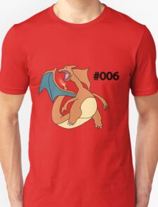 Charizard No006 T-Shirt