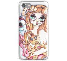 Pins In My Heart iPhone Case/Skin