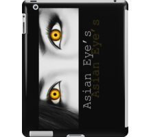 Asian Eye's 4 iPad Case/Skin