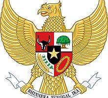 National Emblem of Indonesia by abbeyz71