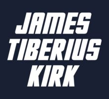 James T Kirk by eheu