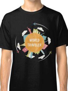 World Traveler Classic T-Shirt