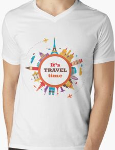 It's Travel Time T-Shirt