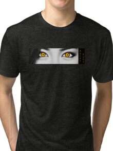 Asian Eye's2 Tri-blend T-Shirt