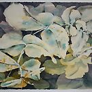 Watercolour: Cuttings from the Garden, South Hill Goulburn by Marion Chapman