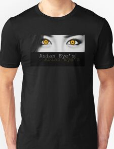 Asian Eye's 1 Unisex T-Shirt