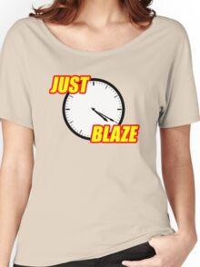 Just Blaze Women's Relaxed Fit T-Shirt