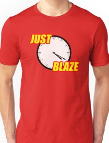 Just Blaze Unisex T-Shirt