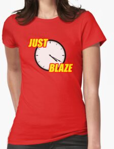Just Blaze Womens Fitted T-Shirt