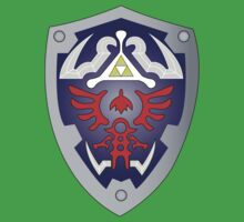 Hylian Shield by icemanire