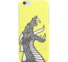 Fierce Dragon iPhone Case/Skin