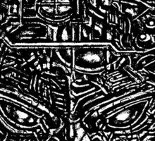 Machine Head Sticker