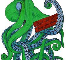 Octopus (In Color) by ninibursnarfsky