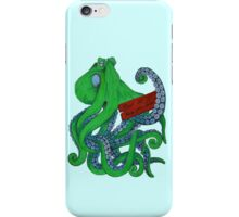 Octopus (In Color) iPhone Case/Skin