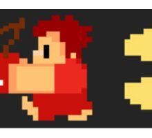 Wreck-It Ralph Pac-Man Sticker Sticker