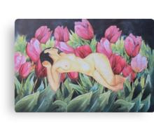 Blissful  Canvas Print