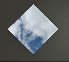 Skyspace Revisited #3 by Graham Geldard