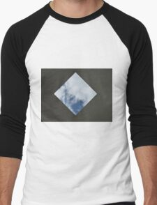 Skyspace Revisited #3 Men's Baseball ¾ T-Shirt