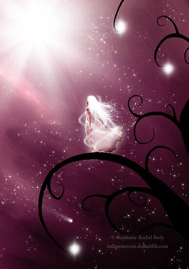 Windblown Starfall by Stephanie Rachel Seely