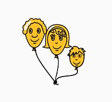 Balloon family son daughter Unisex T-Shirt