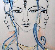 Yoga Devi 3 by Shuddhachittam