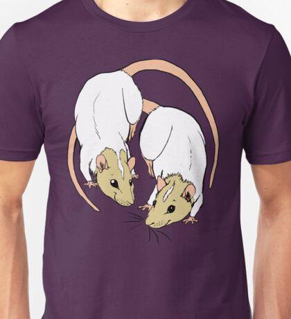 Ring around the Rattie Unisex T-Shirt