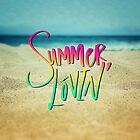 Summer Lovin' Beach by Leah Flores