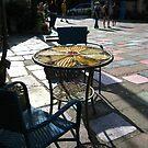 A Tea Spot by Arlene Zapata
