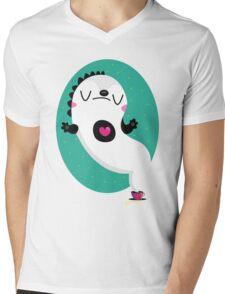 Zen and tea Mens V-Neck T-Shirt