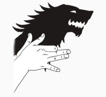 Game of Thrones … Shadow puppet by OliveB