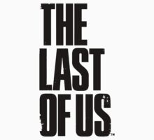 The last of us black by zuber
