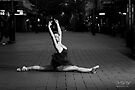 Street Ballerina 18 by Nigel Donald