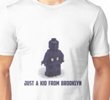 JUST A KID FROM BROOKLYN Unisex T-Shirt