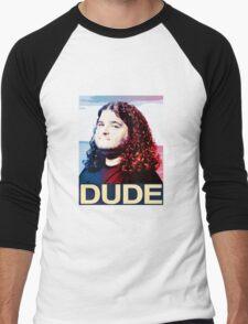 Lost - Hurley (Dude) Men's Baseball ¾ T-Shirt
