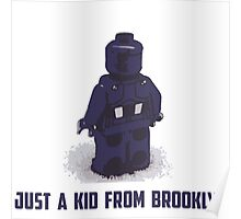 JUST A KID FROM BROOKLYN Poster