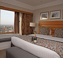 A suite view from Hilton Park Lane Hotel London by Keith Larby