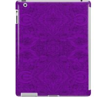 Dark Flower full purple edition -  iPad cases iPad Case/Skin