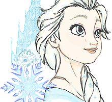 The Snow Queen by HollieBallard