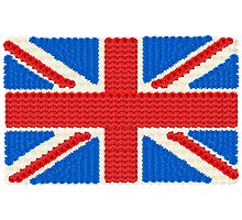 Union Jack Floral Design by bobknarwhal