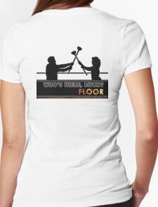 Who's There - FLOOR T-Shirt