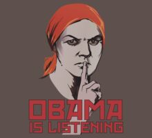 Obama is listening by axletee