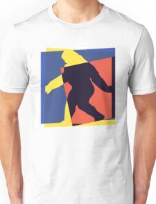 Pop Art Big Foot Unisex T-Shirt