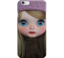 Saffron by Umami Baby iPhone Case/Skin