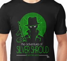 The Adventures of Silver Shroud Unisex T-Shirt