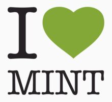 I ♥ MINT Kids Clothes