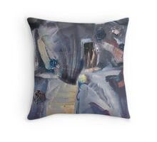 Total dry flowers Throw Pillow