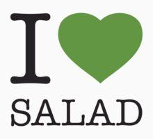 I ♥ SALAD Kids Clothes