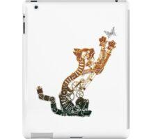 Steampunk Bronze Kitten iPad Case/Skin