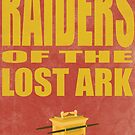 Raiders Of The Lost Ark by Dancing In The Graveyard